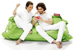 sitzsack zwei personen grijzemuren. Black Bedroom Furniture Sets. Home Design Ideas